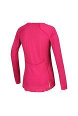 Inov-8 Base Elite Shirt Manche Longue - Rose
