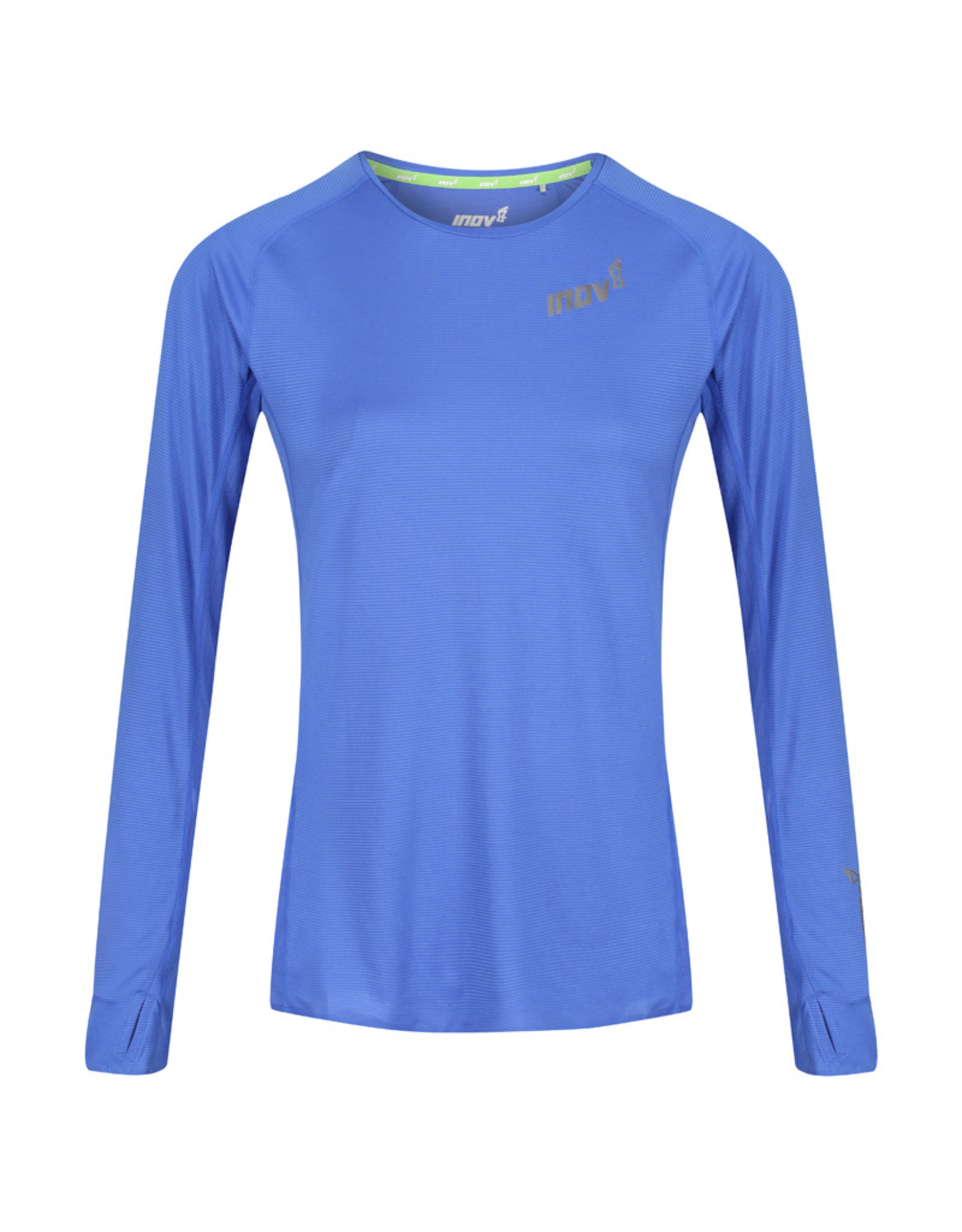 Inov-8 Base Elite Shirt Manche Longue  - Bleu