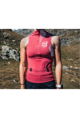 Compressport Trail Postural Tank Top Trailrunning Singlet - Roze