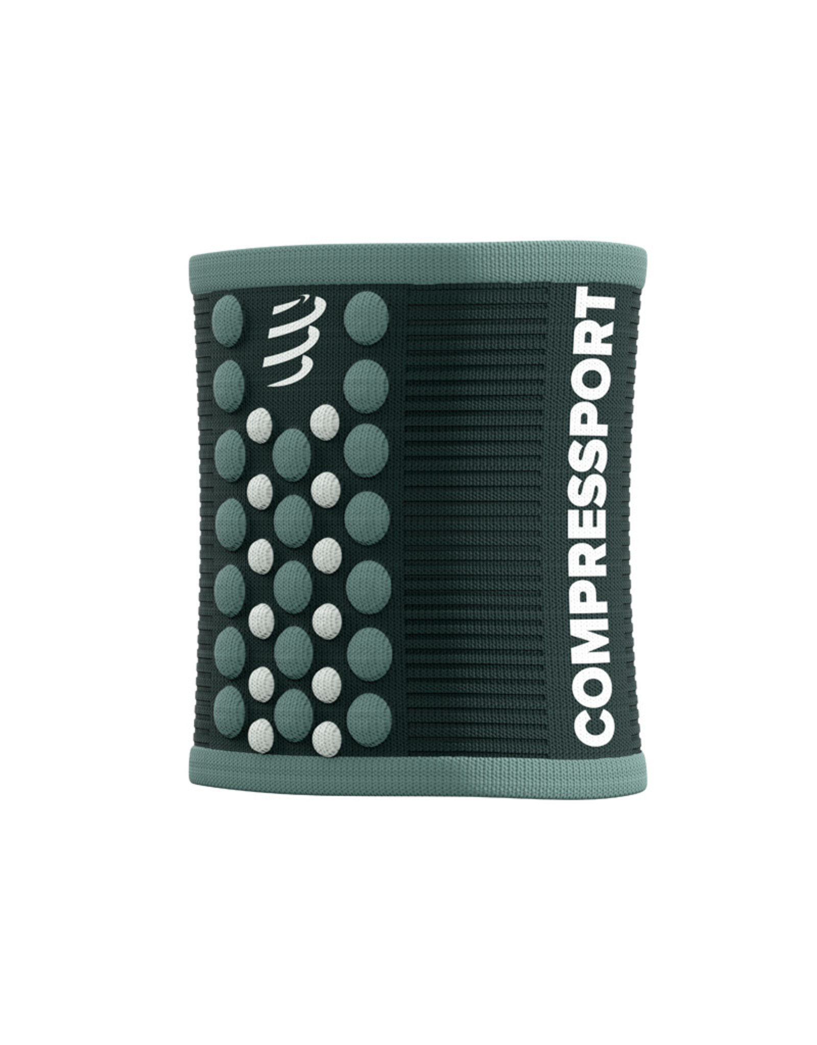 Compressport Sweatbands 3D.Dots  Vert