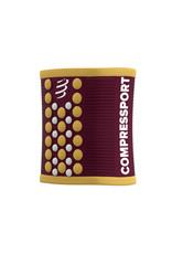 Compressport Sweatbands 3D.Dots  Rood