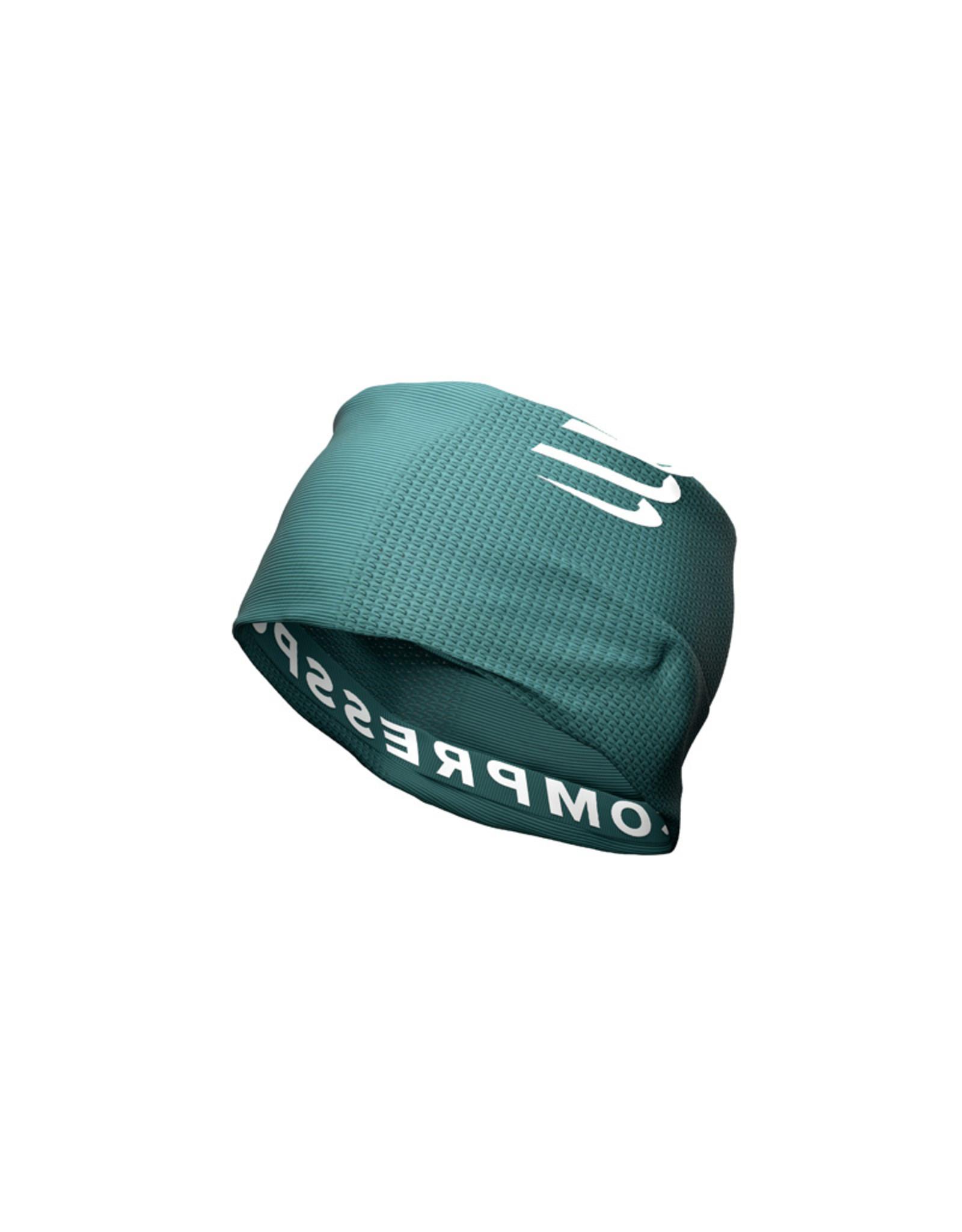 Compressport 3D Thermo UltraLight Headtube  Groen