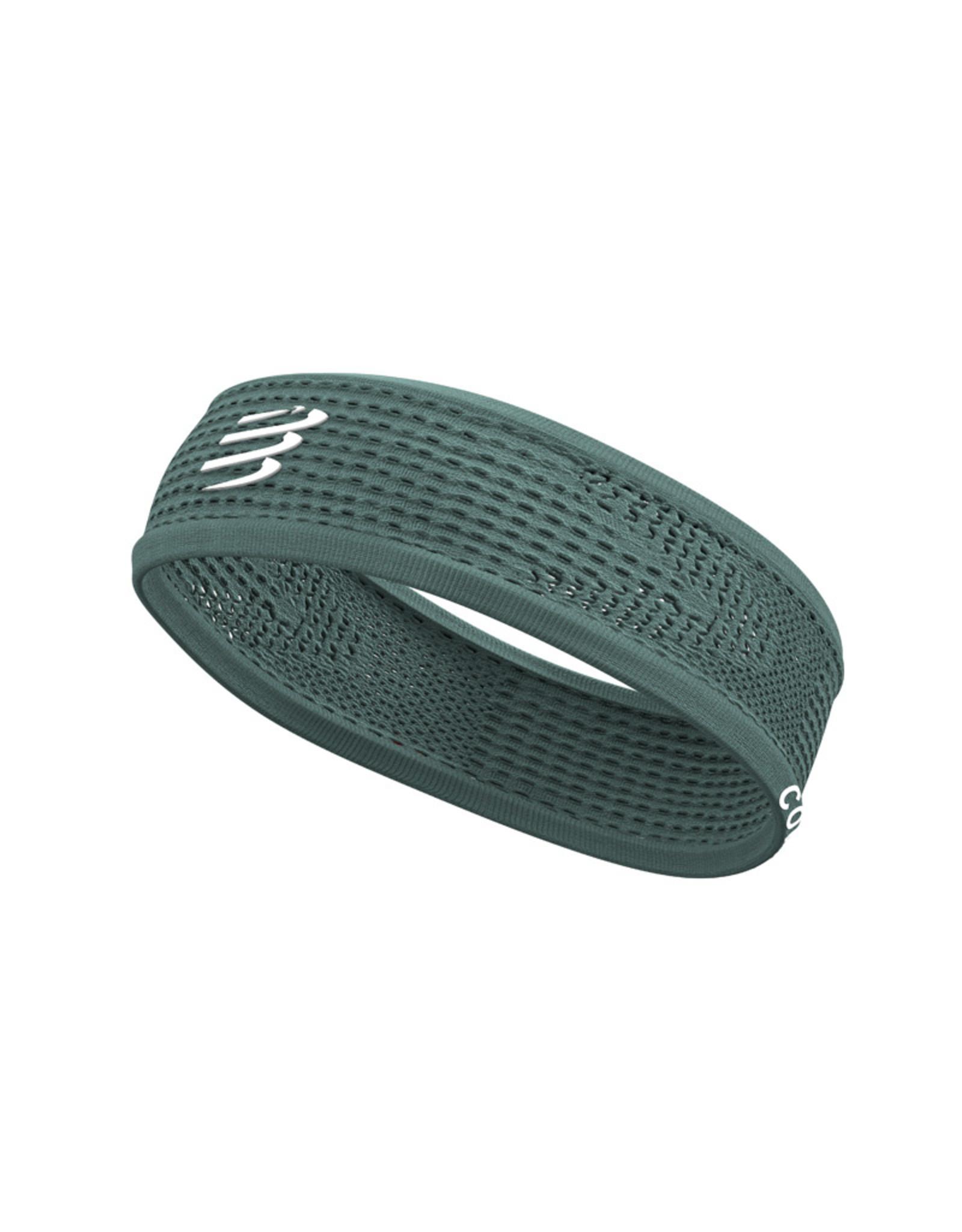 Compressport Thin Headband On/Off  Groen