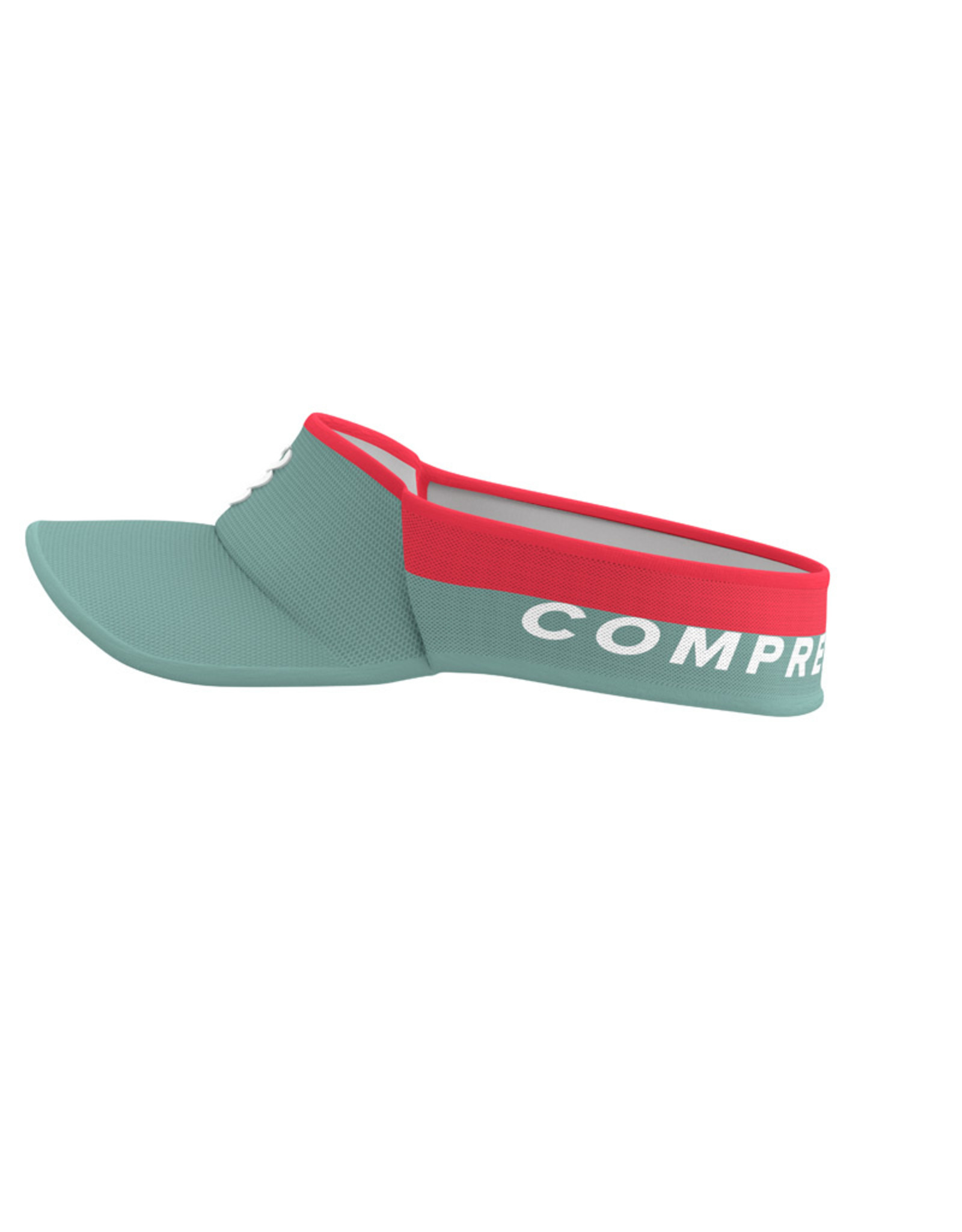 Compressport Visor Ultralight  Vert/Rouge