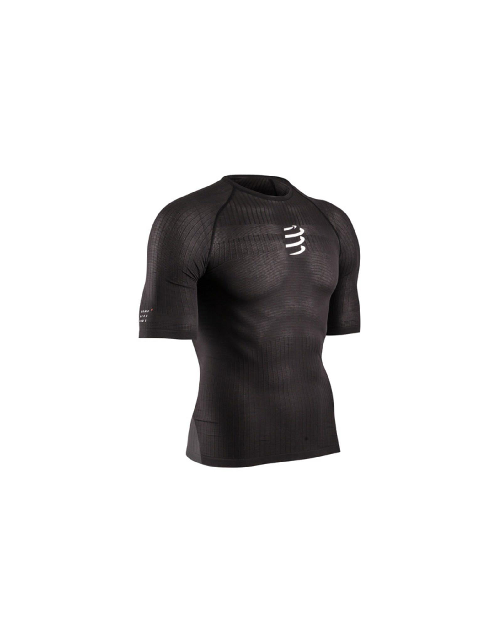 Compressport 3D Thermo 50G SS Shirt Noir