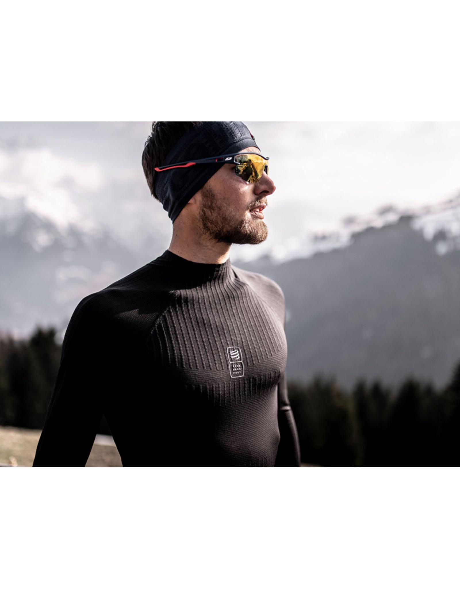 Compressport 3D Thermo 110G LS Shirt Noir