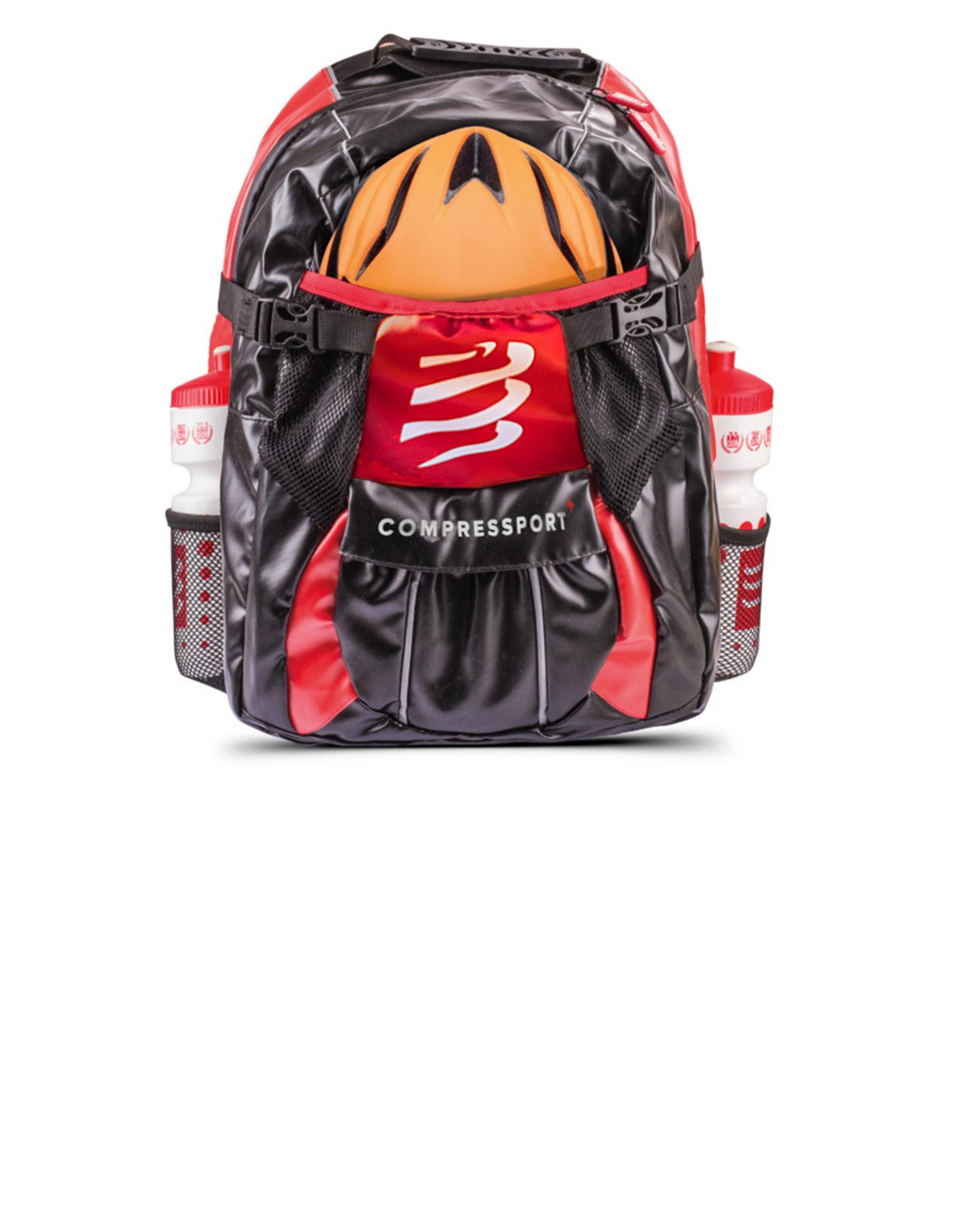 Compressport GlobeRacer Bag  Noir/Rouge