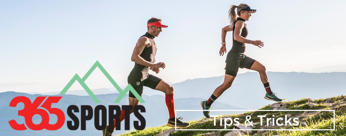 Tips & Tricks - Duurzaam rennen