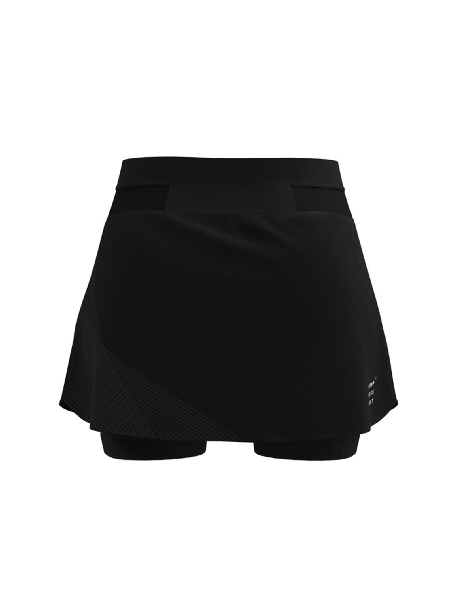 Compressport Performance Skirt - Noir