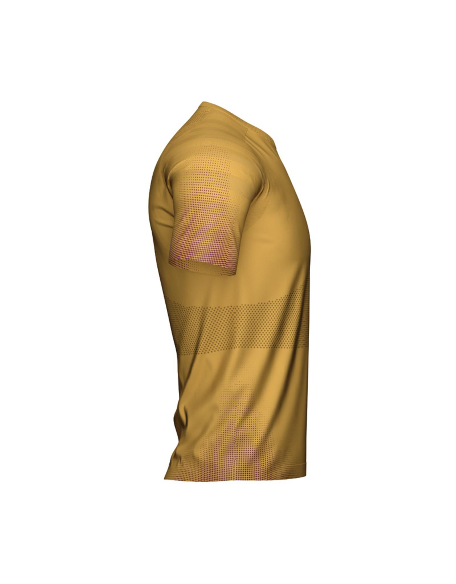 Compressport Racing SS Tshirt - Heren - Honey Gold