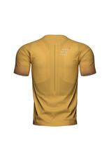 Compressport Racing SS Tshirt - Miel Or