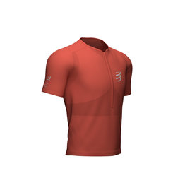 Compressport Trail Half-Zip Fitted SS Top