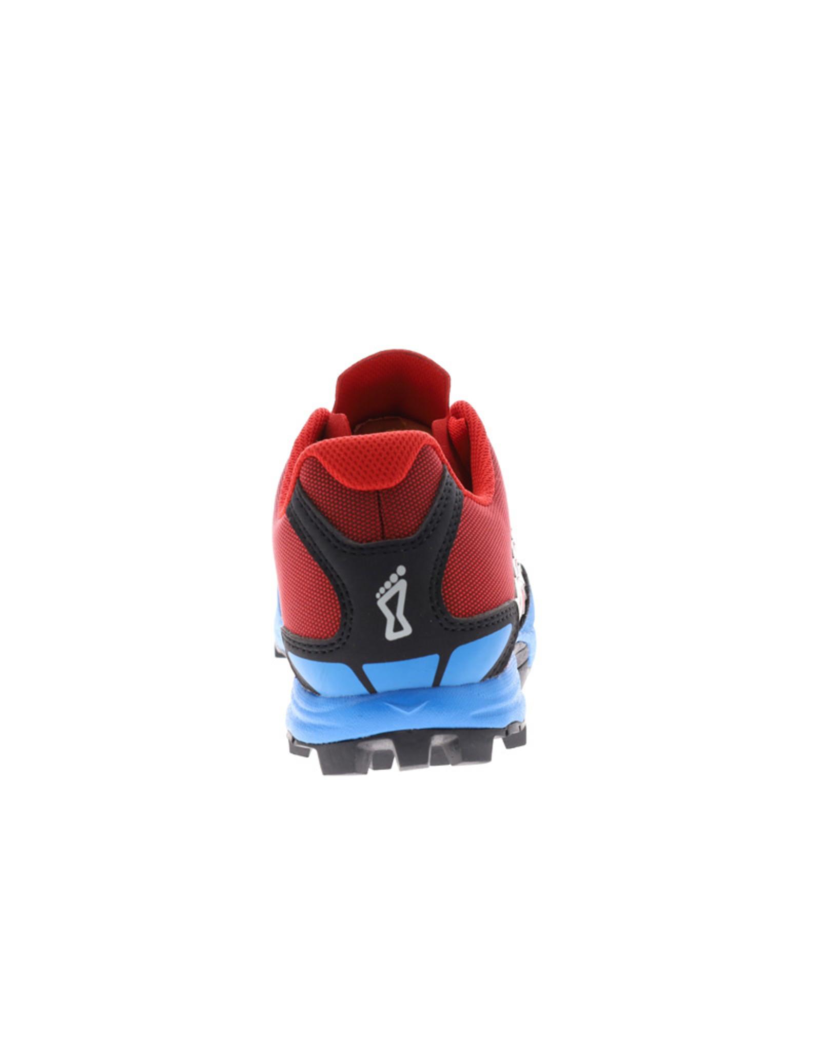 Inov-8 X-Talon 255 Rouge Bleu OCR dans la chaussure de survie