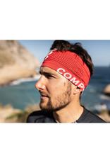 Compressport Headband On/Off - Rood