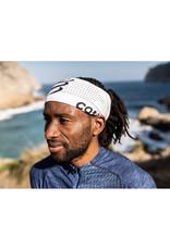 Compressport Headband On/Off - Blanc