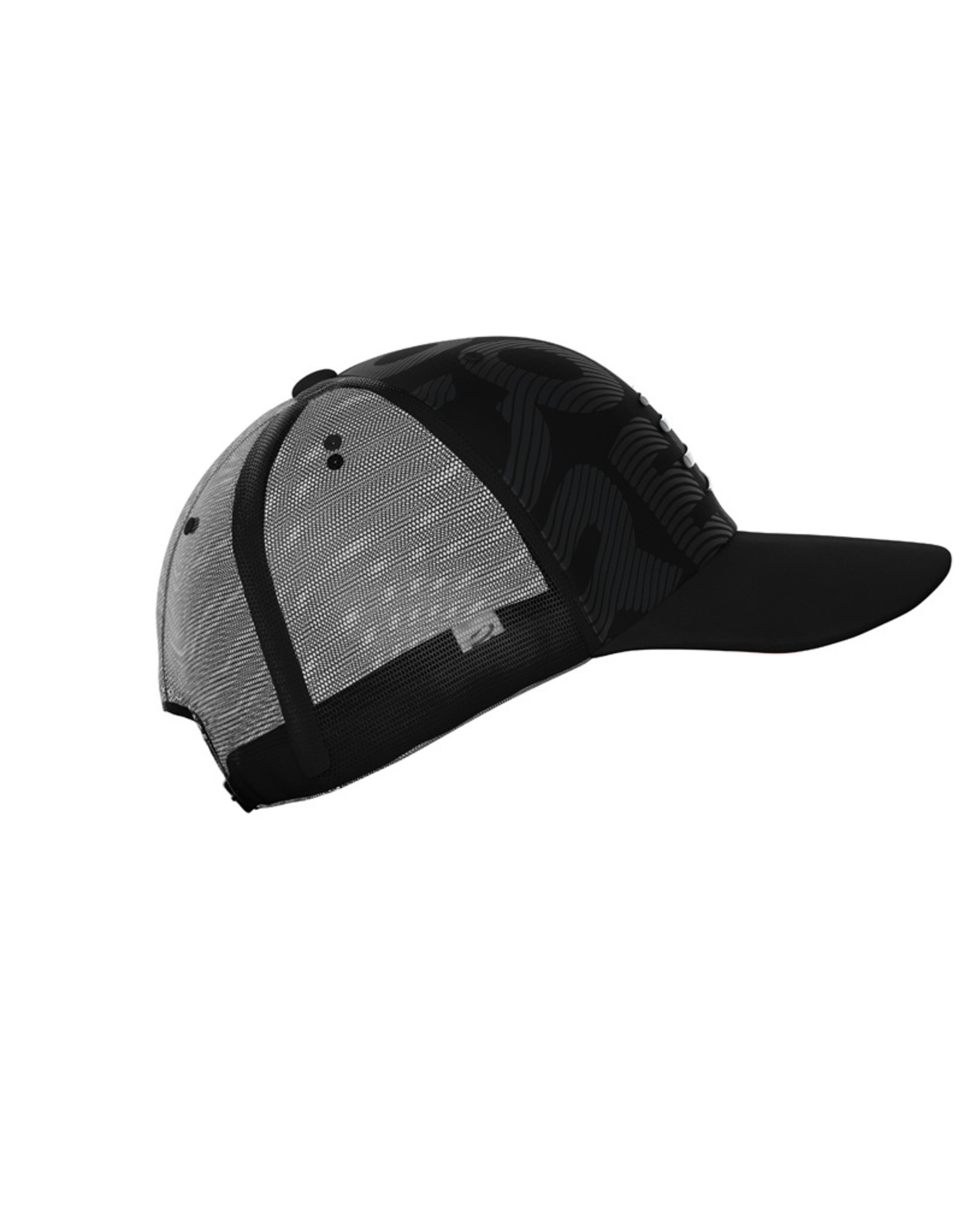 Compressport Trucker Cap Flash - Zwart