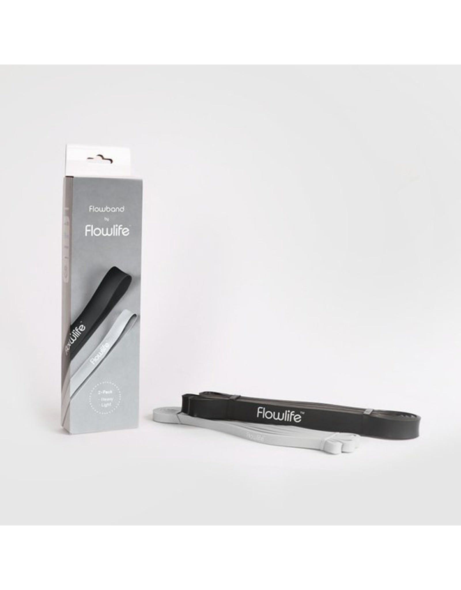Flowlife Flowband Trainingsband - Black - One size