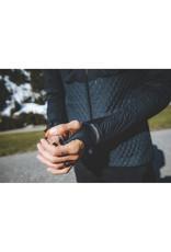 Compressport Winter Insulated 10/10 Jacket Zwart Waterdichte Hardloopjas
