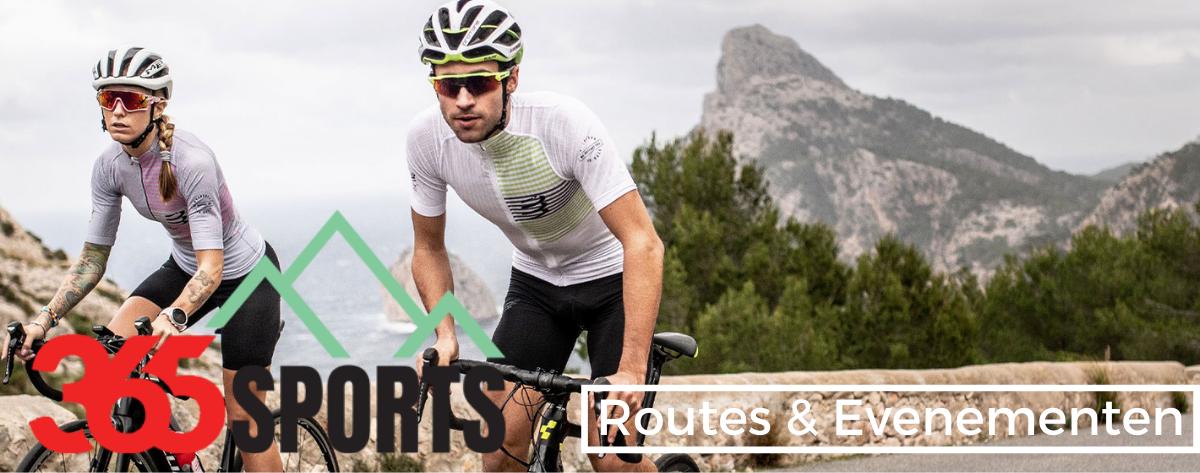 Routes & Evenementen - Marathon des Sables