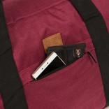 Heaven Duffle Burgundy IX | Reisetasche | Sporttasche
