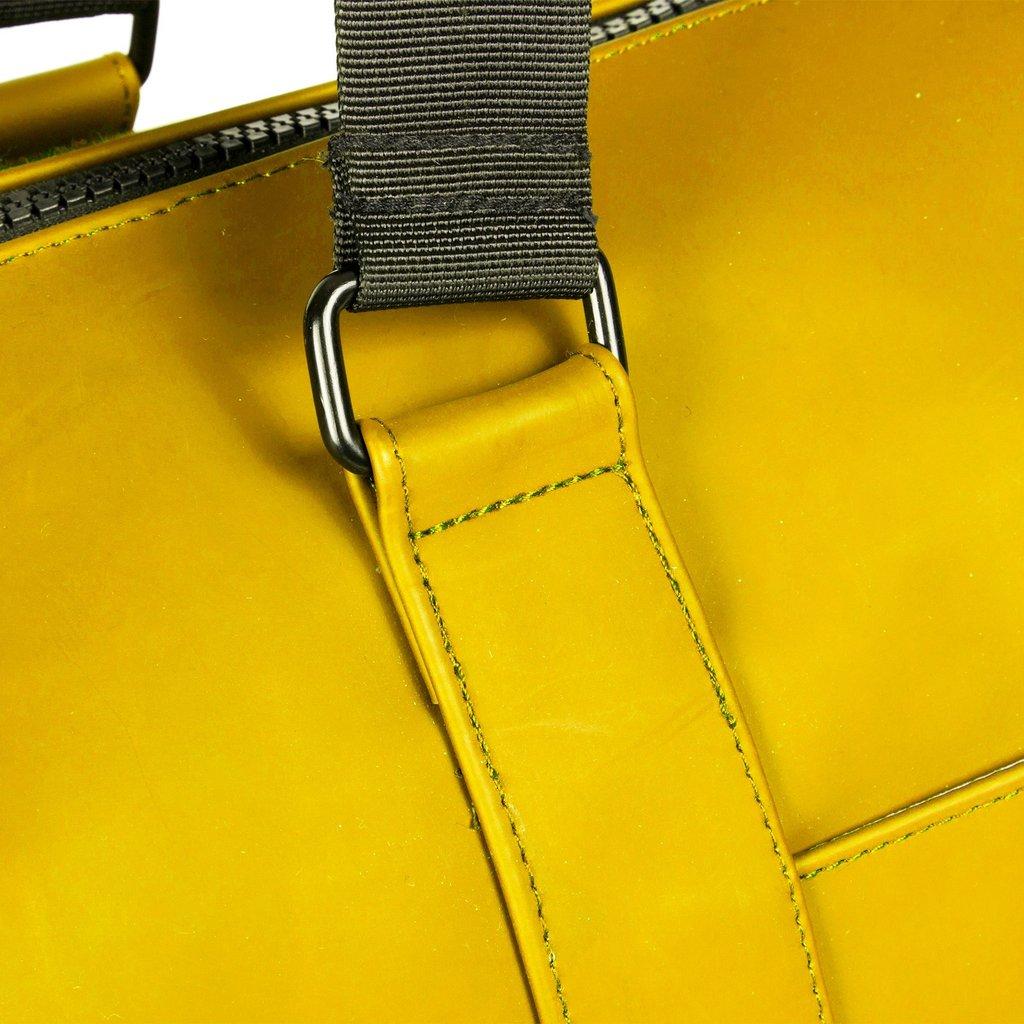 Mart Weekender Yellow VI | Weekendtas | Sporttas