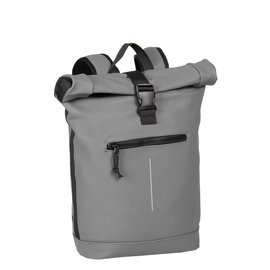 Mart Roll-Top Backpack Anthracite Large II | Rugtas | Rugzak