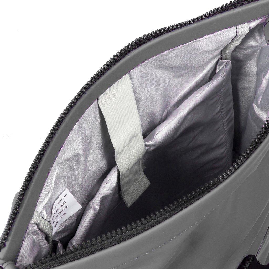 Mart Roll-Top Backpack Anthracite Large II | Rugtas | Rugzak
