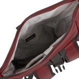 Mart Roll-Top Backpack Burgundy Large II