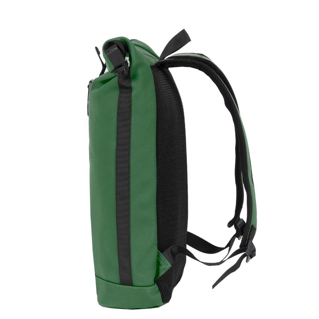 Mart Roll-Top Backpack Dark Green Large II | Rugtas | Rugzak