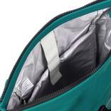 New-Rebels® Mart Waterafstotende Rolltop Laptop Rugzak - 15,6 inch -  Large II - Petrol