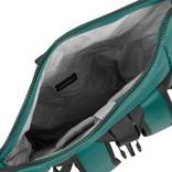 New-Rebels® Mart - Roll-Top - Backpack - Waterafstotend  - Petrol - Large II - 30x12x43cm - Rugtas - Rugzak