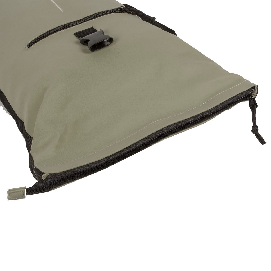 New-Rebels® Mart - Roll-Top - Backpack - Taupe - Large II - 30x12x43cm - Backpack