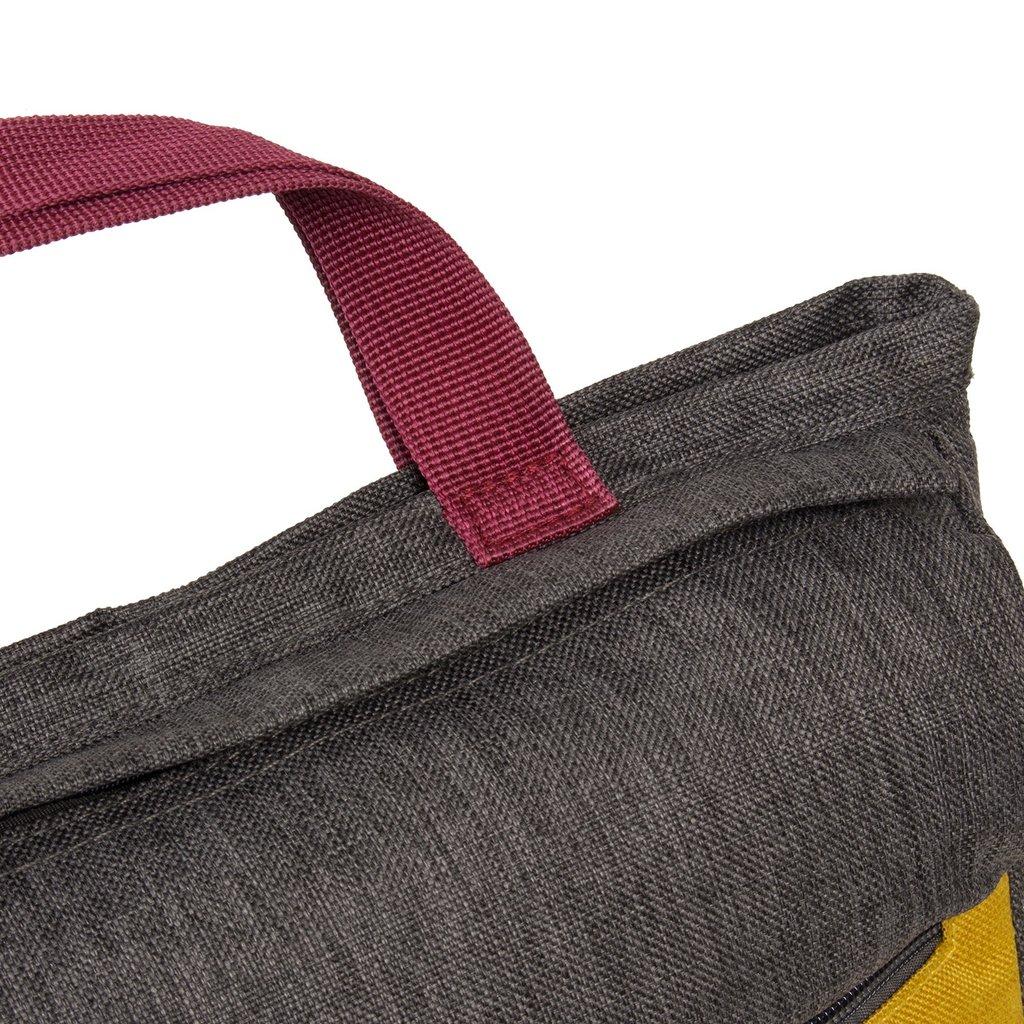Wodz Backpack Grey/Navy I | Rugtas | Rugzak
