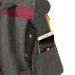Wodz Backpack Grey/Navy I | Rucksack