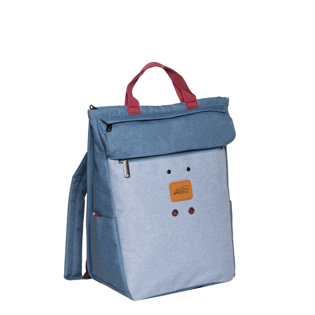 Wodz Backpack Soft Blue I | Rugtas | Rugzak