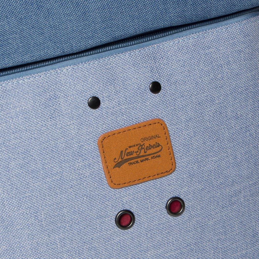 Wodz Backpack Soft Blue I | Rugtas | Rugzak