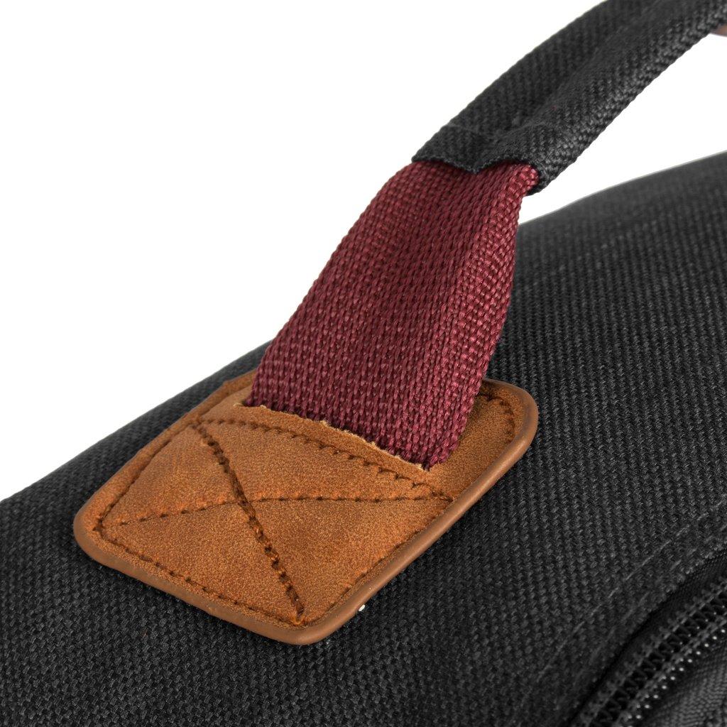 Wodz Big Backpack Black/Grey II | Rugtas | Rugzak