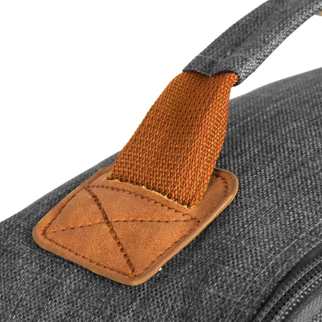 Wodz Big Backpack Grey/Navy II   Rucksack