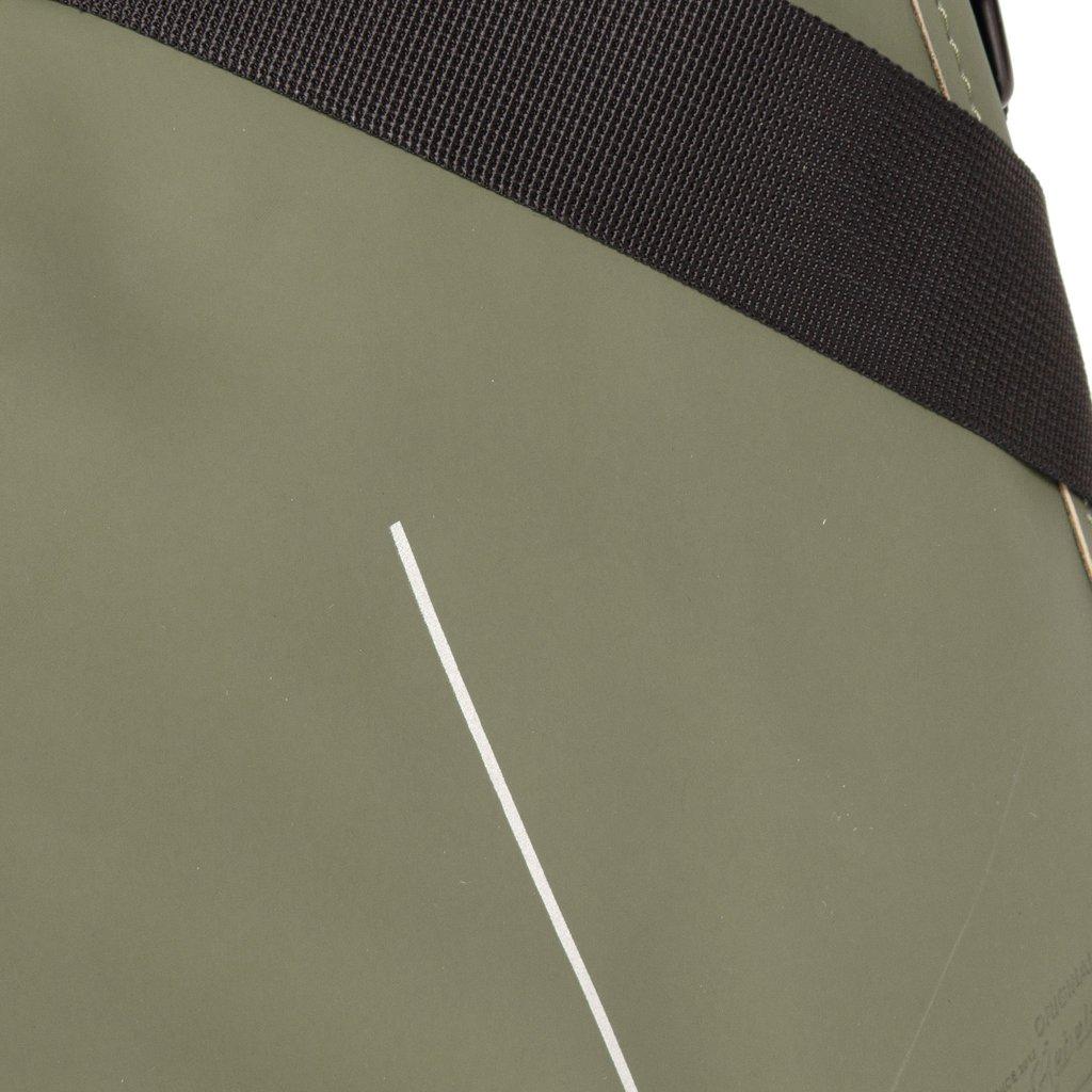 Mart Shoulderbag A5 Flapover Taupe VII | Umhängetasche
