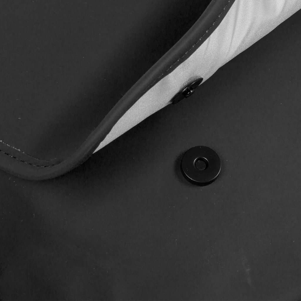 Mart Shoulderbag A4 Flapover Black VIII | Schoudertas
