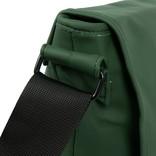 Mart Shoulderbag A4 Flapover Dark Green VIII | Schoudertas
