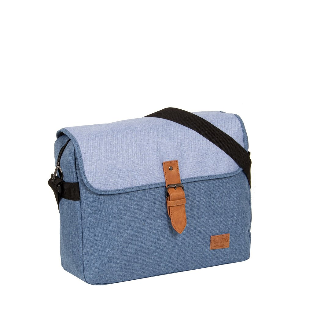 Creek Big Flap Soft Blue III | Schoudertas
