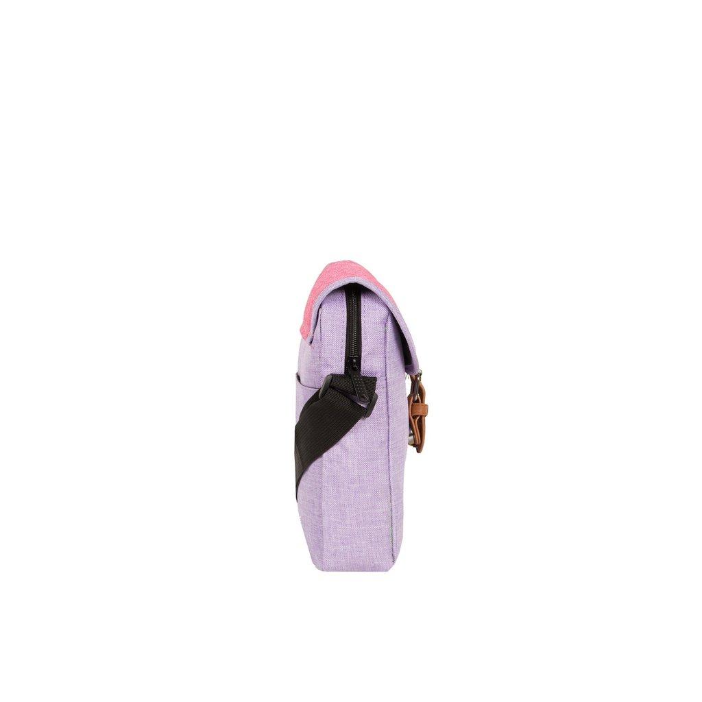 Creek Small Flap Lavender/Pink I | Schoudertas