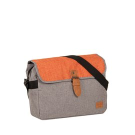 Creek Medium Flap Anthracite/Orange II