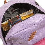 Creek Round Shape Backpack Lavendel/Soft Pink VI | Rugtas | Rugzak