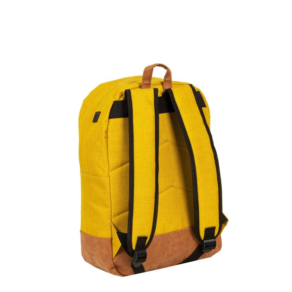 Creek Round Shape Backpack Occur/Anthracite VI | Rucksack