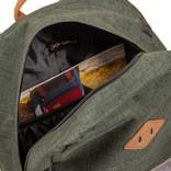 Creek Round Shape Backpack Dark Green/Anthracite VI | Rucksack