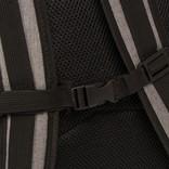 Creek Roll Top Backpack Anthracite/Orange VII | Rucksack