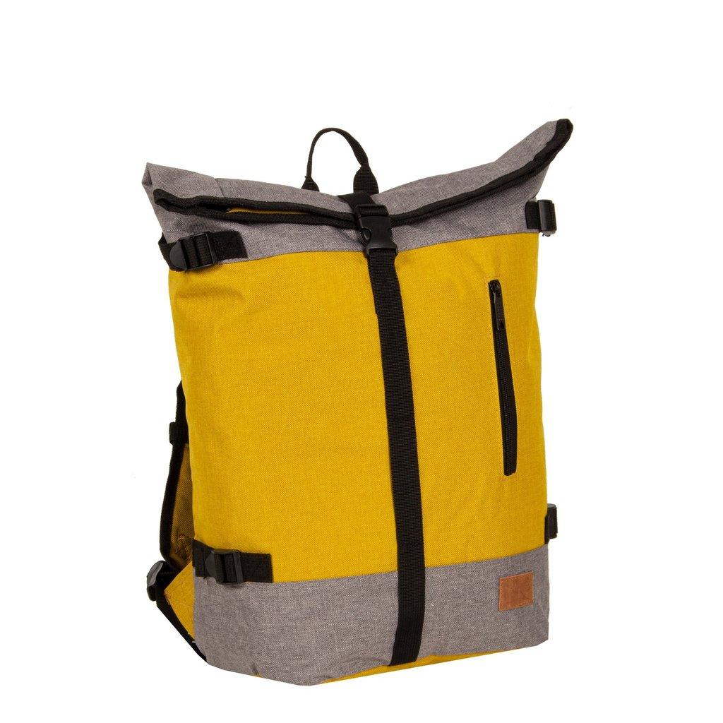 Creek Roll Top Backpack Occur/Anthracite VII   Rugtas   Rugzak