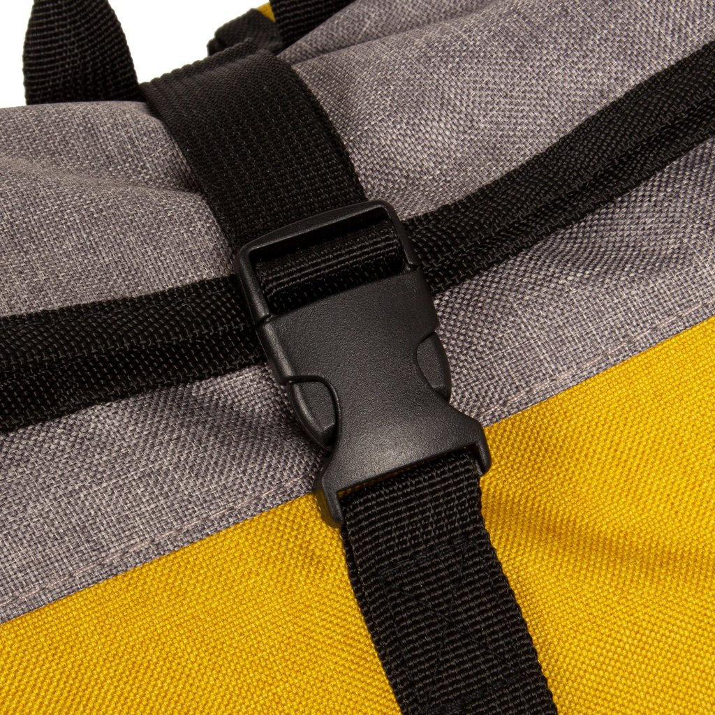 Creek Roll Top Backpack Occur/Anthracite VII
